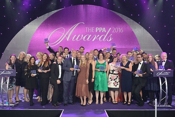 Hat trick for Haymarket in the PPA Awards 2016