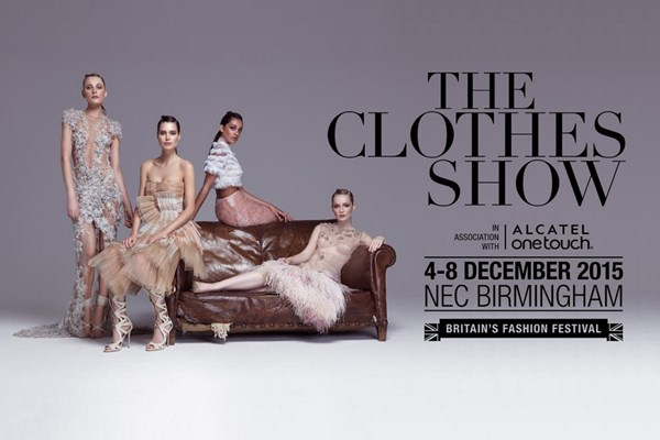 Clothes Show Live rebrands as The Clothes Show