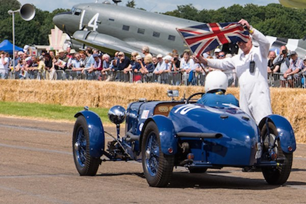 Haymarket Media Group announces a major new partnership venture  to launch The Classic & Sports Car Show in association with  Flywheel at Bicester Heritage