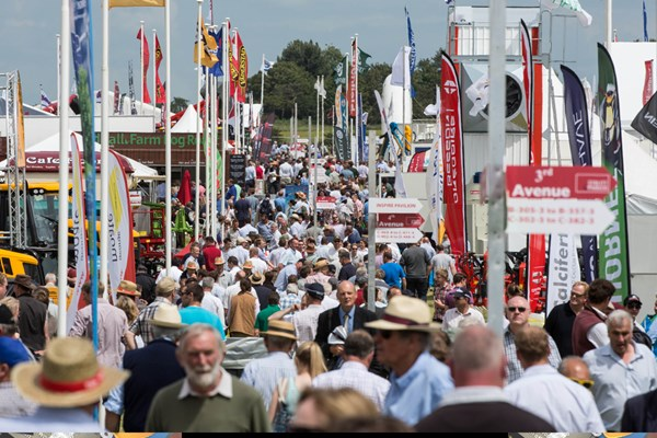 Farmers look to the future at Cereals 2015