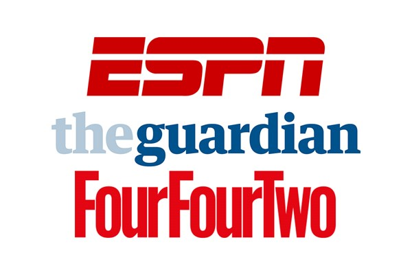 ESPN, FourFourTwo and the Guardian media sales to team up for Russia World Cup 2018 commercial proposition