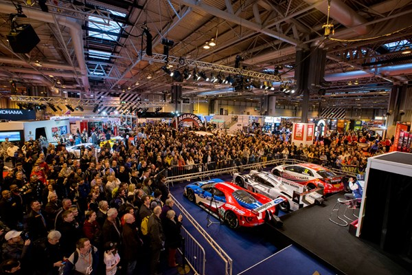 Autosport International 2016 welcomes biggest crowds in decade