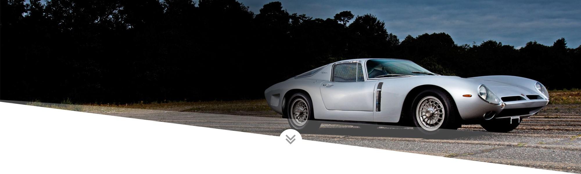 Classic & Sports Car - Haymarket