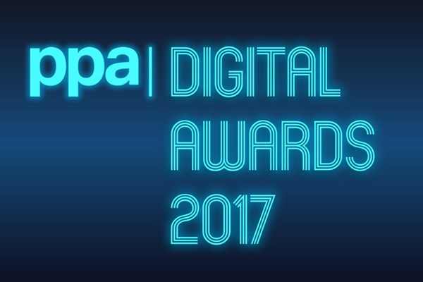 Haymarket scoops four at the prestigious PPA Digital Awards 2017!