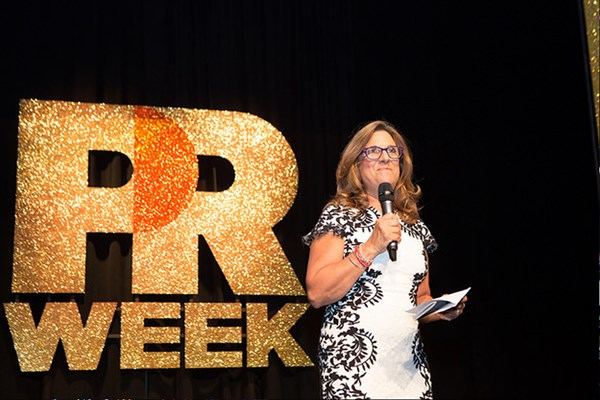 Ice Bucket Challenge creator steals show at PRWeek US Awards
