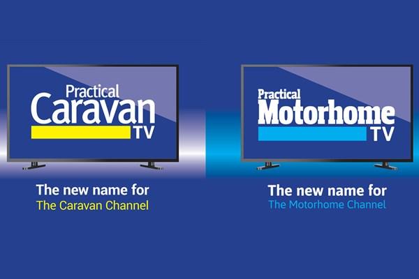 Practical Caravan TV and Practical Motorhome TV launched