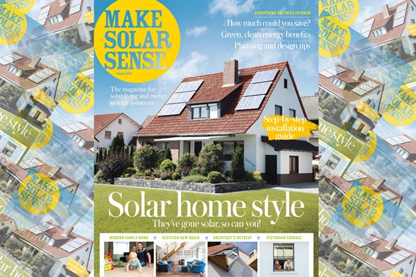 Network and HBM launch Make Solar Sense magazine with the BPVA