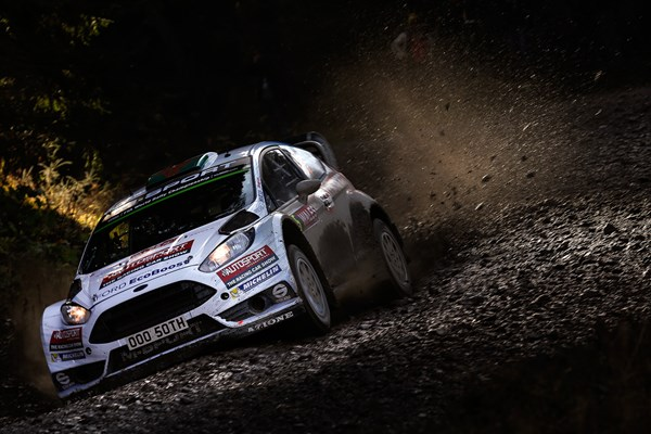 Autosport International centre stage at Wales Rally GB