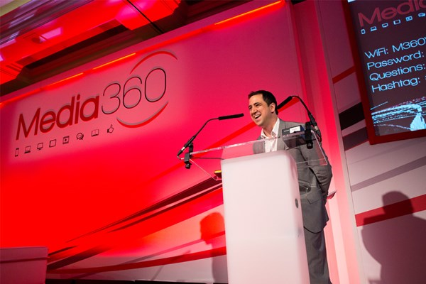 12th annual Media360 conference attracts the brightest minds in media