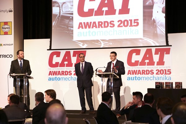 CAT announces 2015 Award winners