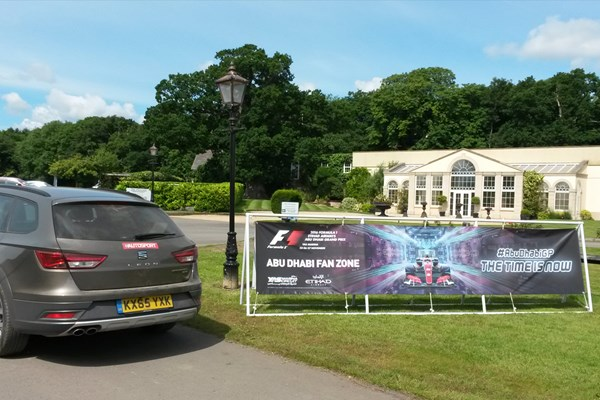F1 Racing Fan Village returns to Silverstone