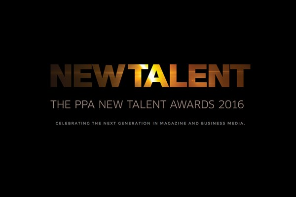 Nine nominations for the PPA New Talent Awards 2016