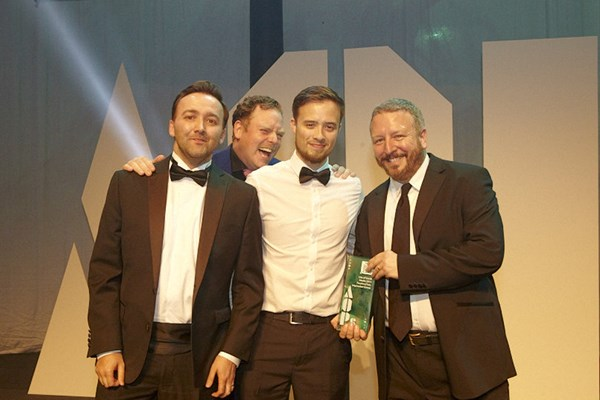 FourFourTwo win Best Use of Social Media at AOP Digital Publishing Awards