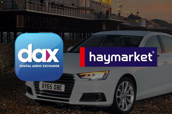 Haymarket and DAX enter into pioneering automotive data partnership