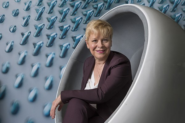 Autocar names Citroën Global CEO Linda Jackson the most influential British woman in the motor industry