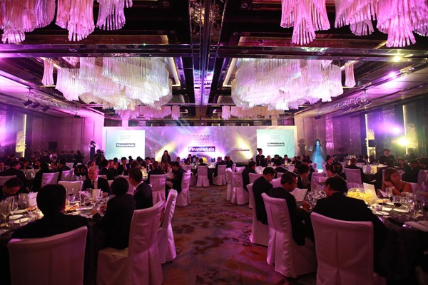 FinanceAsia hosts Annual Country Awards dinner