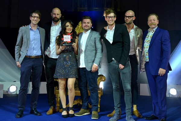 'Like a Girl' sweeps up at Brand Republic Digital Awards