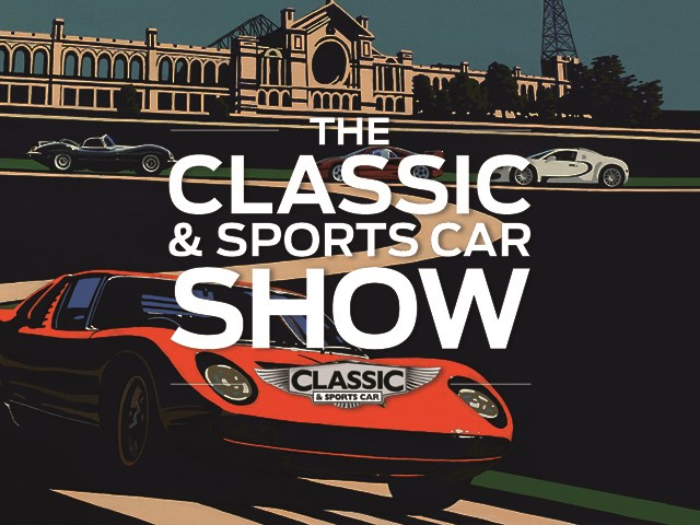 Classic Sports Car Show Haymarket - Sports car shows near me