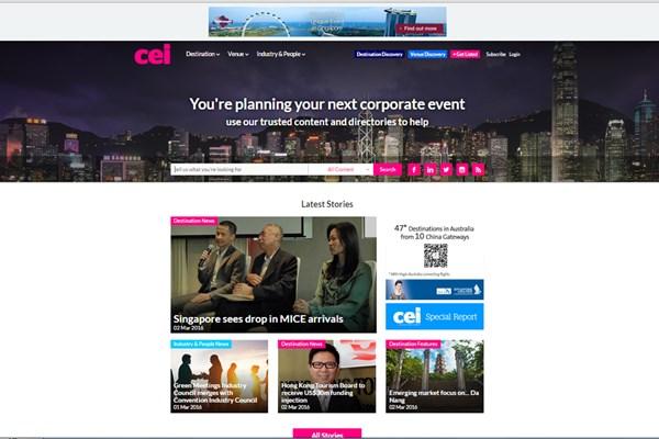 CEI Asia launches new digital platform