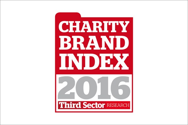 Third Sector launches new Rolling Charity Brand Index