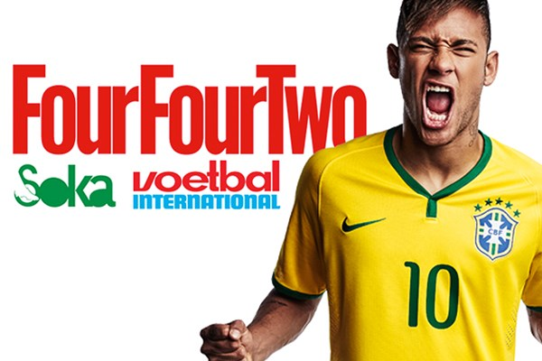 FourFourTwo announces multi-platform content partnership in two new countries