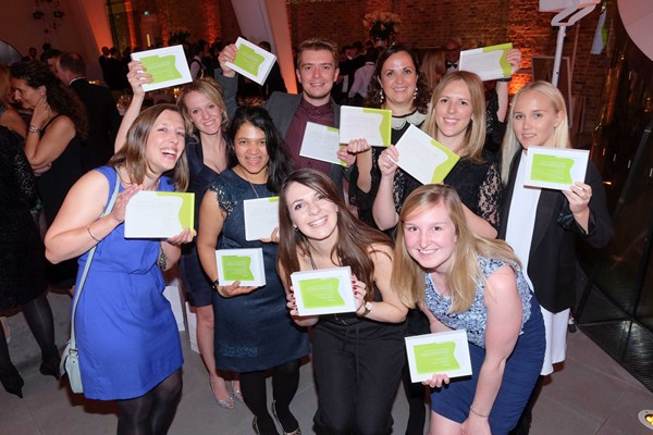 C&IT and Event triumph at Business Travel Journalism Awards