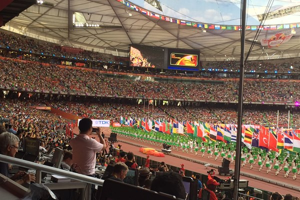 Haymarket Network play key role in IAAF World Championships