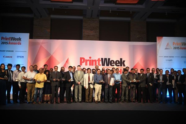 PrintWeek India celebrates seventh Awards