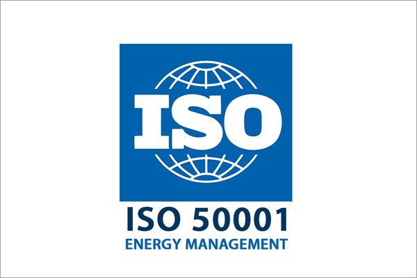 Haymarket signs up to ISO50001