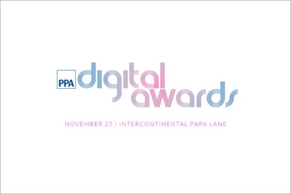 Haymarket nominated for six PPA Digital Awards