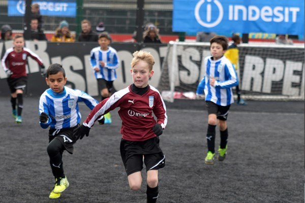 FourFourTwo helps ​over 150 kids play their way to Wembley