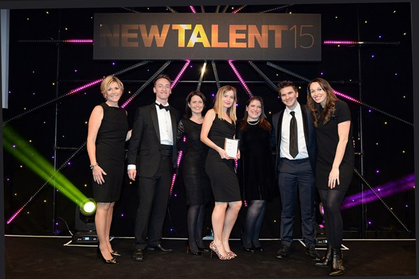 Haymarket awarded Best Media Owner for New Talent