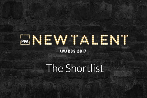 Two nominations in the PPA New Talent Awards