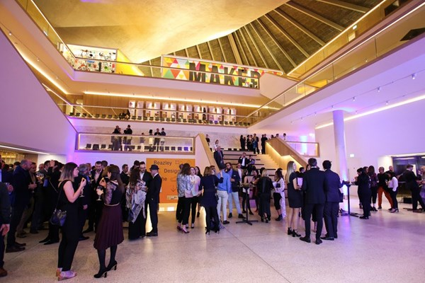 First World Interiors News Awards night hosted at Design Museum